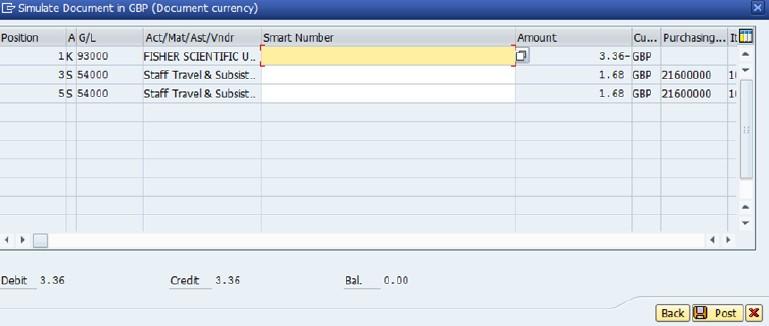 Invoice Verification Against Purchase Order – SAP SIMPLE Docs